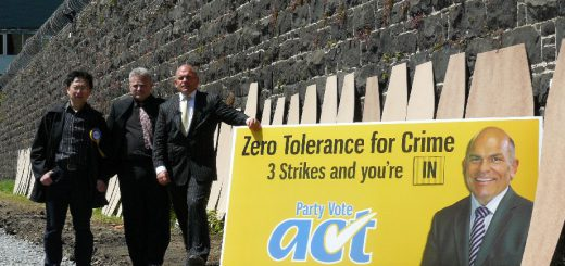 Act Party campaign 2008