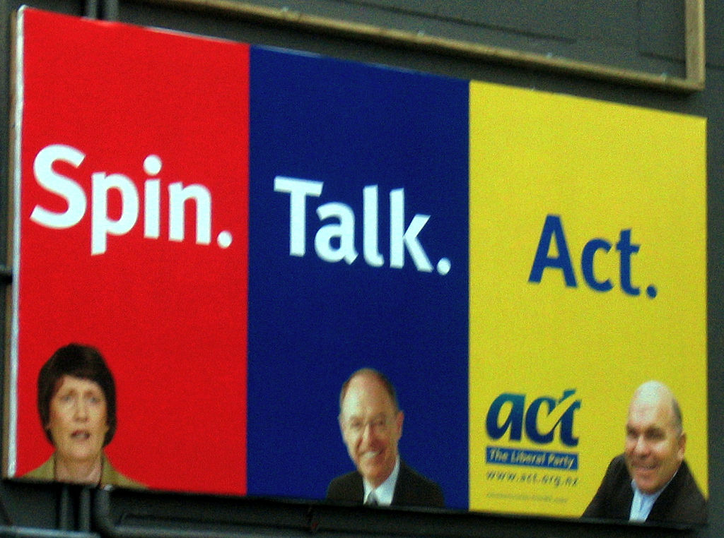 Act billboard 2005